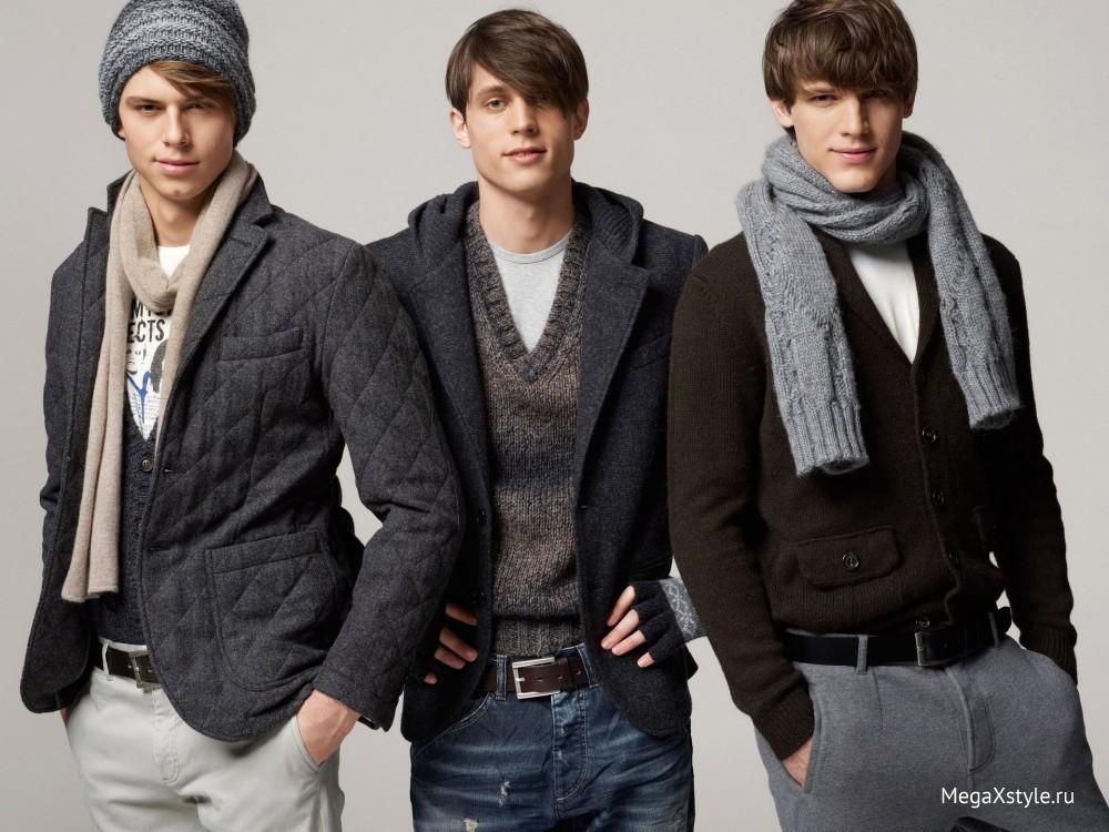 Мужская одежда. 6 комбинаций вне сезона